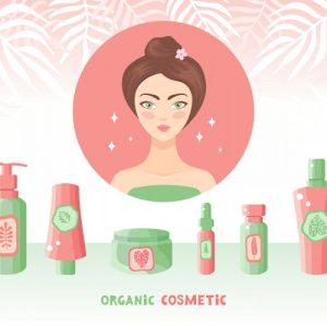 محصولات پوست و مو